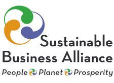 Sustainable Business Alliance + Oakland Grown logo