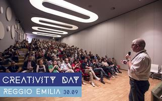 Creativity Day Reggio Emilia 2015