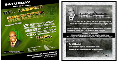 Super Saturday.. Dr. Jasper Brewster, 5LINX Senior...