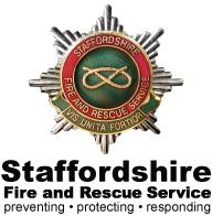 Staffordshire Fire and Rescue Service logo