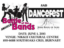 JRAM-BC Amateur Battle of the Band & Dance Off