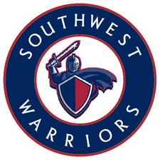 Southwest Warriors      swwarriors.com-southwestwarriors@gmail.com logo