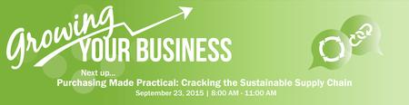 Growing Your Business - Purchasing Made Practical:...