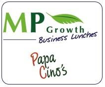 Papa Cino's Business Lunch December 2013