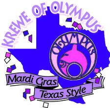 Krewe of Olympus - Texas, Inc. logo