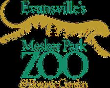 Mesker Park Zoo & Botanic Garden logo