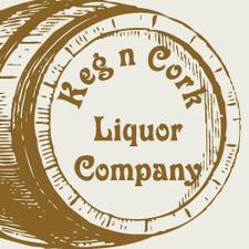 Keg n Cork Liquor Company logo