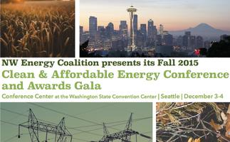 Fall 2015 NW Coalition Clean & Affordable Energy...