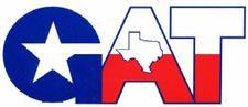 Gymnastics Association of Texas logo