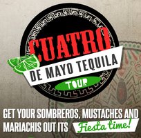 Cuatro De Mayo Tequlia Tour (Buckhead)