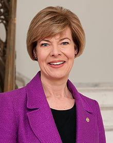 U.S. Senator Tammy Baldwin logo