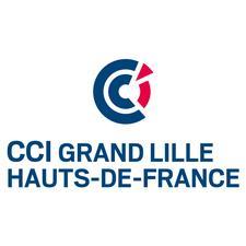 CCI Grand Lille Hauts-de-France logo