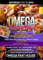 Omega Seafood Bash