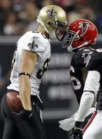 Atlanta Falcons vs New Orleans Saints - Taking the...