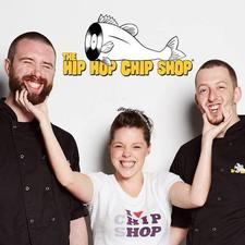 The Hip Hop Chip Shop logo