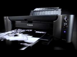 PROCAM Model Shootout & Canon PIXMA PRO-100 Professional Printer...