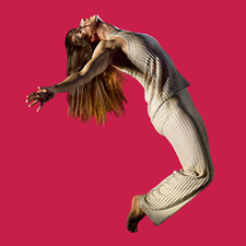 Carolyn Dorfman Dance logo