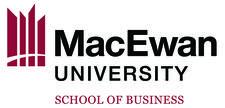School of Business at MacEwan University logo