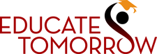 Educate Tomorrow  logo