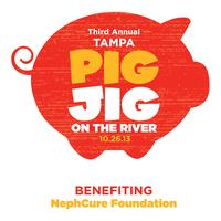 Tampa Pig Jig on the River