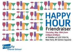 May Happy Hour Friendraiser