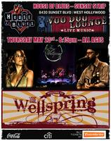 The Wellspring @ the House of Blues - Voodoo Lounge