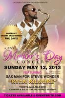 A Jazzy Mother's Day Concert