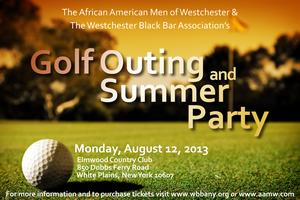 AAMW & WBBA Golf Outing & Summer Party - Monday, August 12