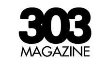 303 MAGAZINE logo