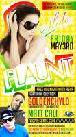 """FLAUNT at SLIDE-SF (FREE PARTY) """"Every First Friday"""""""