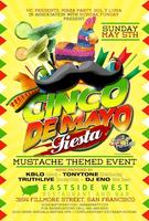 Cinco de Mayo DAY Party at Eastside West - May 5th