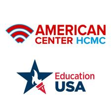 The American Center Ho Chi Minh City logo