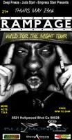Wild For The Night Tour ft RAMPAGE