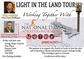 Evening With National Day Of Prayer - Light In The Land Worship...