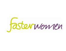 Faster Women Project - Fastershire logo