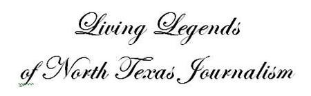 2013 Living Legends of North Texas Journalism