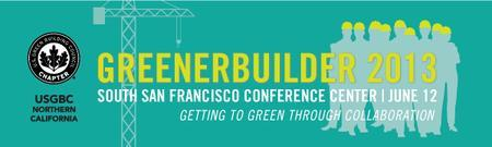 GreenerBuilder 2013 Exhibitor Registration