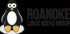 Roanoke Linux Users Group logo