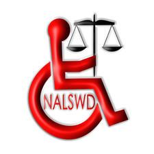 National Association of Law Students With Disabilities (NALSWD) logo