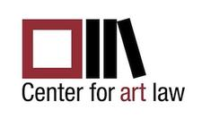 CENTER FOR ART LAW logo