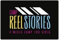 Camp Reel Stories logo