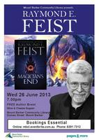 An Evening with Raymond E. Feist