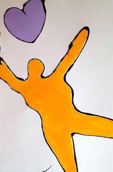 Association la Fresque du Coeur logo