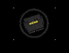 Theta Nu Sigma Step Program Booster Program  logo