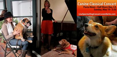 A Classical Canine Concert for People AND their Dogs!...