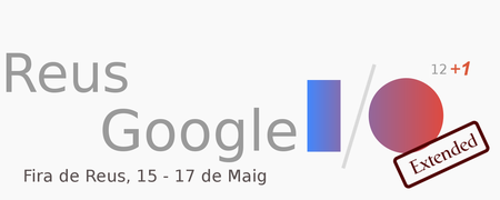 Reus Google I/O Extended 2013 (sin swag)