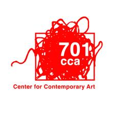 701 Center for Contemporary Art logo
