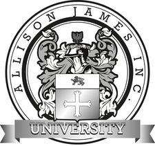 Allison James University logo