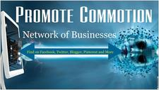 Promote Commotion logo