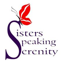 Sisters Speaking Serenity   logo